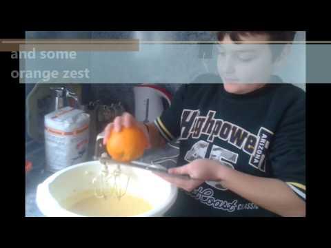 Vasilopita recipe