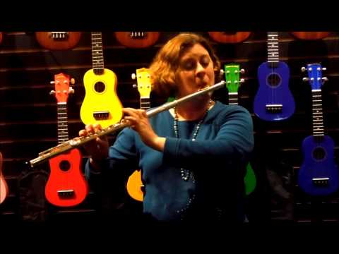 What a flute sounds like!