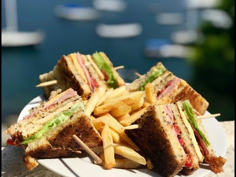 ¡ SUCULENTO CLUB SANDWICH !