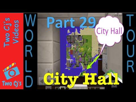 Awesome Minecraft PE World Tour - City Hall [29]