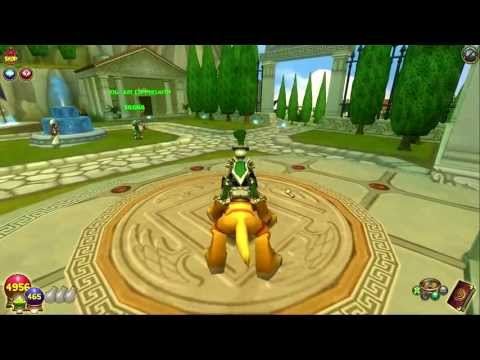 Wizard101: Aquila Final Thoughts | Hades Lvl 90 Gear