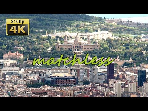 Tibidabo, Barcelona, Catalonia - Spain 4K Travel Channel