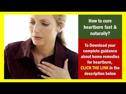natural ways to get rid of heartburn while pregnant - severe heartburn home remedies