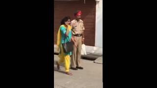 Punjab Police da hall - Part #2 - Punjabi Funny 2016