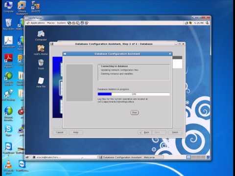 Oracle 11g Release 2 deinstallation in RHEL