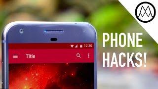 5 Smartphone Hacks (#1)