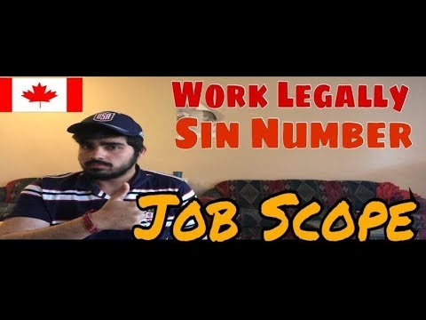 First week Formalities CANADA WORK PERMIT JOBSCOPE CANADA