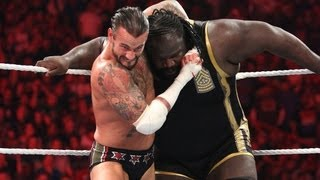 CM Punk vs. Mark Henry - WWE Championship Match: Raw, April 2, 2012