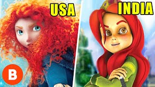 10 Disney Movies That Were Recreated In Other Countries