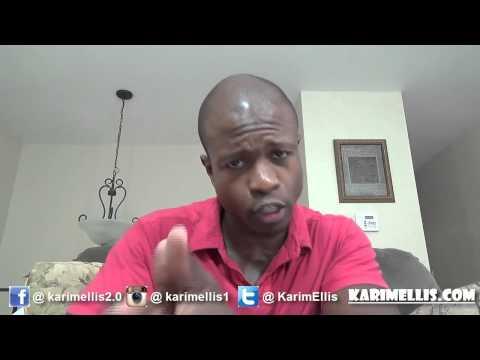 How Do I Know If I Should END the Relationship? - Motivational Speaker Karim R. Ellis