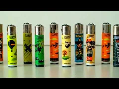 Clipper Lighters to buy on EBAY (by GEEFROG) Johnny Maddox music