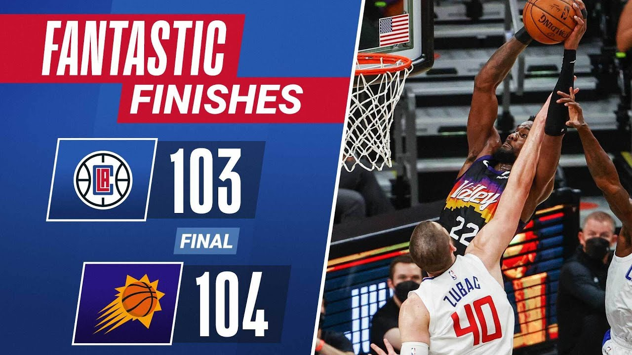 FINAL 3:04 of INSANE Ending To Game 2 Suns vs. Clippers 🔥🔥