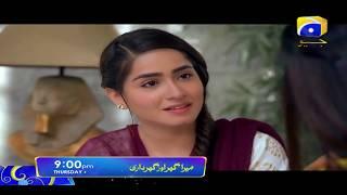 Mera Ghar Aur Ghardari - Episode 19 Promo | HAR PAL GEO