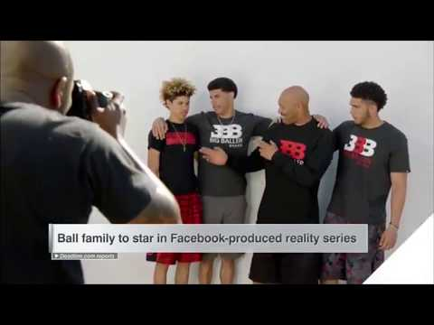 The Ball Family Land Reality Show Deal With Facebook