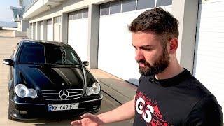 უხეში ტესტ დრაივი - Mercedes C32 AMG - მოულოდნელი შესაძლებლობები!!!