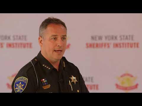 NYS Sheriffs' Institute Crime Victim Services