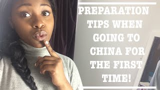 Studying in China for the first time? | Preparation Tips