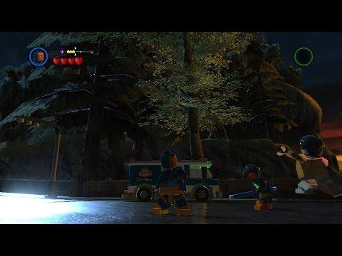 Lego Batman 2: Deathstroke Mod