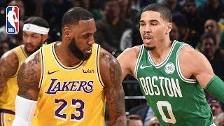 Full Game Recap: Lakers vs Celtics | Rondo Wins It At The Buzzer
