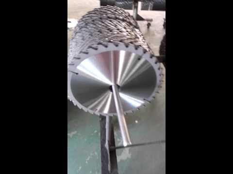 mass production tct saw blades and diamond saw blade