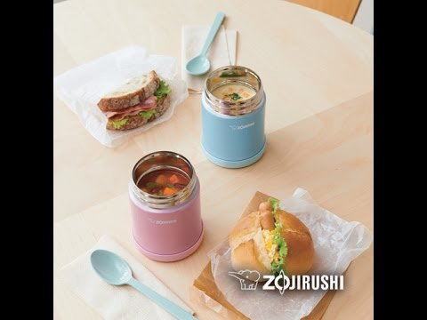 Zojirushi Stainless Steel Food Jar