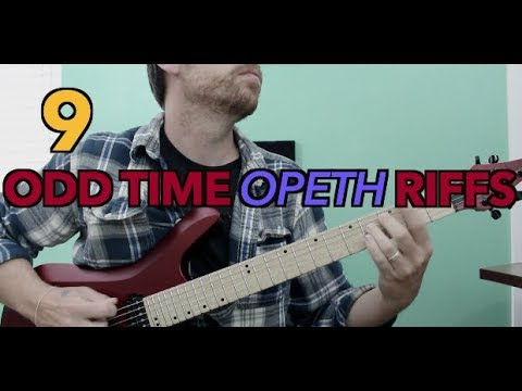 9 Odd Time Opeth Riffs
