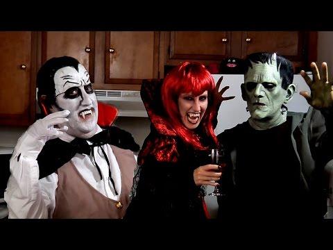 Halloween Blood Punch Recipe - Amy Lynn's Kitchen