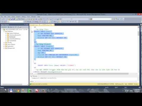 [SQL] 12 Triggers