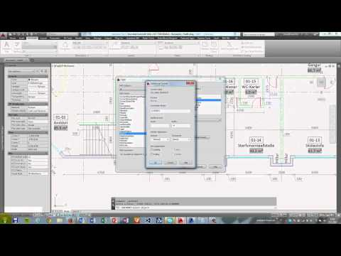 AutoCAD 2014 - Insert Field Showing Square Meters of Hatched Spaces