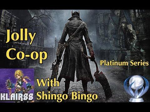 Jolly Co-op - Bloodborne co-op Platinum run - Episode 1