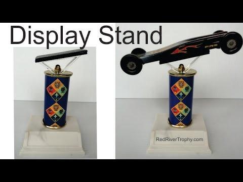 RRTE Display Car Stand