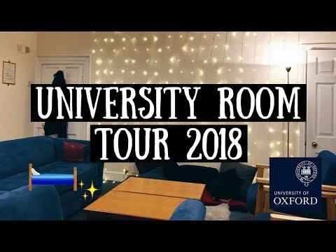 UNIVERSITY ROOM TOUR 2018 | THE BEST STUDENT ROOM | viola helen