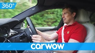 BMW 5 Series Touring 2018 360 degree test drive | Passenger Rides
