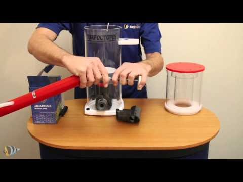 Reef Octopus Classic Space Saver Protein Skimmer: How to Assemble