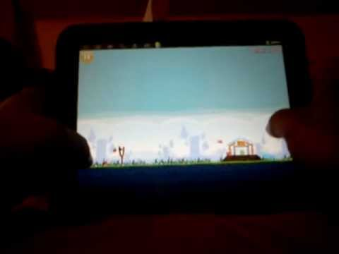 Running Android Games on HP Touchpad