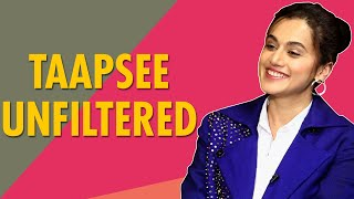 Taapsee Pannu Reveals The Patriarchy In Bollywood | Thappad | Anubhav Sinha