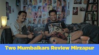 ScoopWhoop Binge: Two Mumbaikars Review Mirzapur