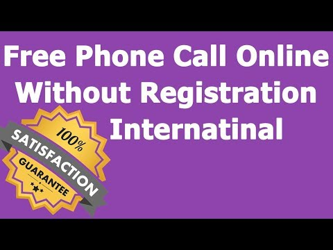 Free International Call Online Without Registration | Without Download Online Call From PC To Mobile