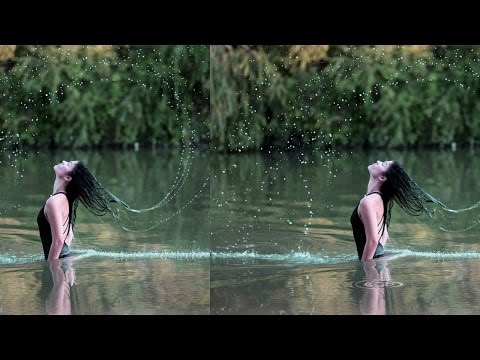 Photo Manipulation: Easy way to create ripples on water in Photoshop cc