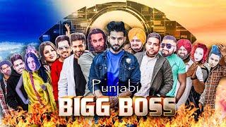Punjabi Singers in BIGG BOSS | Aman Aujla