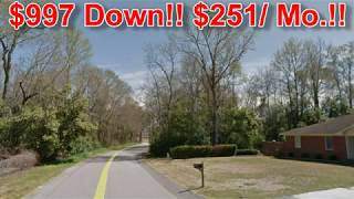 North Carolina Land, Rutherford County, 1 4 Acres - Owner