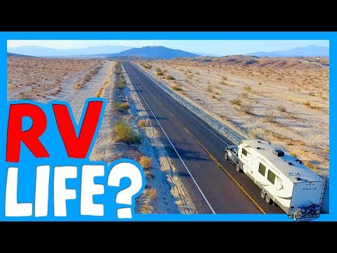 🗺 RV LIFE A NORMAL DAY 🏖 What is living in an rv really like? 🌊