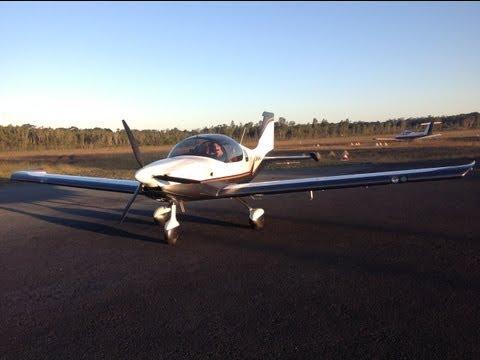 'The airplane factory' Sling 2 LSA flight - Australia -1080p