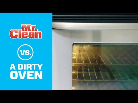 How to Clean a Glass Oven Door | Mr. Clean®