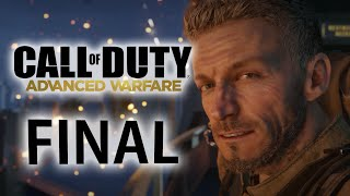 Call of Duty: Advanced Warfare - FINAL ÉPICO! [ PS4 - Playthrough PT-BR ]