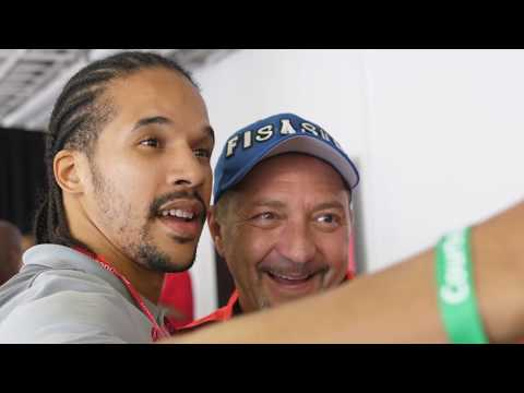 Vodacom Red Track Day with Vodacom Super Rugby stars
