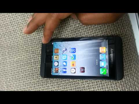 IOS 6.1 Running on Blackberry 10