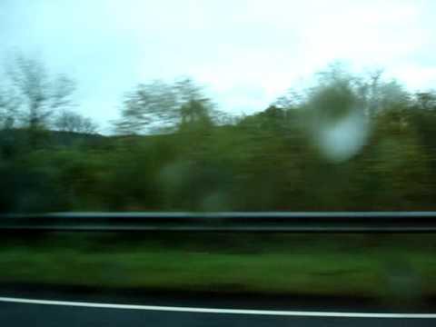 A drive around loch ness