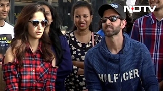 Rapid Fire With Hrithik Roshan And Yami Gautam