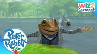 Peter Rabbit | Danger From Behind | Action-Packed Adventures | Wizz Cartoons